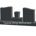 Typical Wing Monument