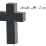 Simple Latin Cross