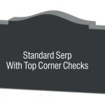 Serp with Corner Checks